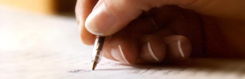 Write a comment - Abitur - Aufbau, Beispiele, Tipps